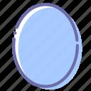 furniture, interior, makeup, mirror icon