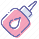 engine, glue, mechanic, oil icon