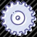 gear, mechanic, options, repair icon
