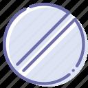 helix, pin, screw, screwdriver icon