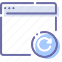 app, application, mac, refresh icon