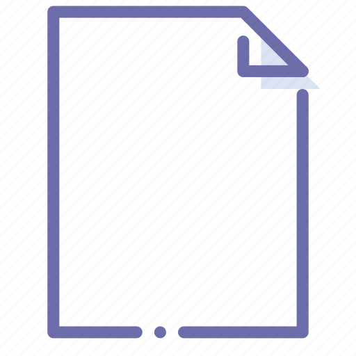 Document, file, page, paper icon - Download on Iconfinder