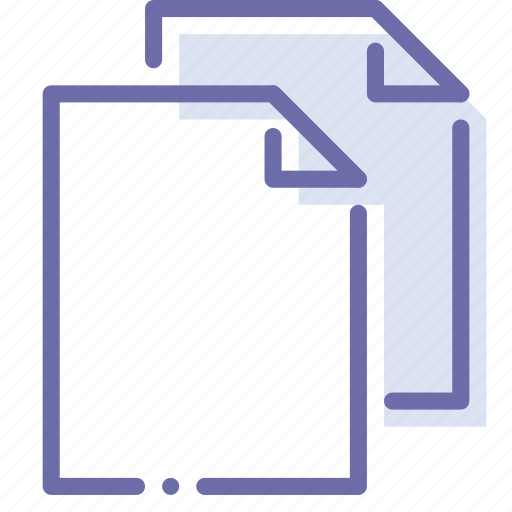 Copy, document, file, paper icon - Download on Iconfinder