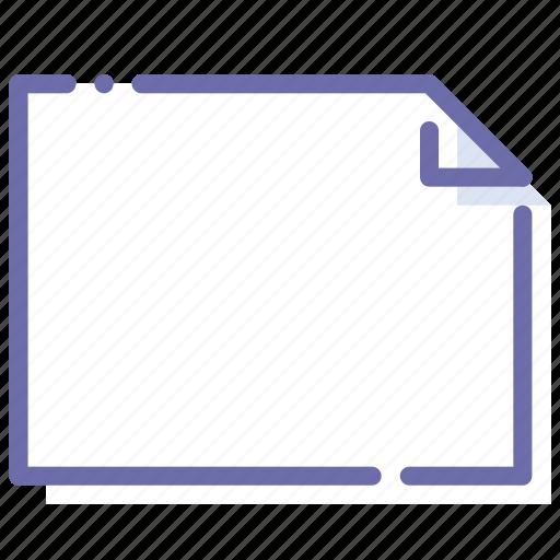 Document, file, landscape, paper icon - Download on Iconfinder