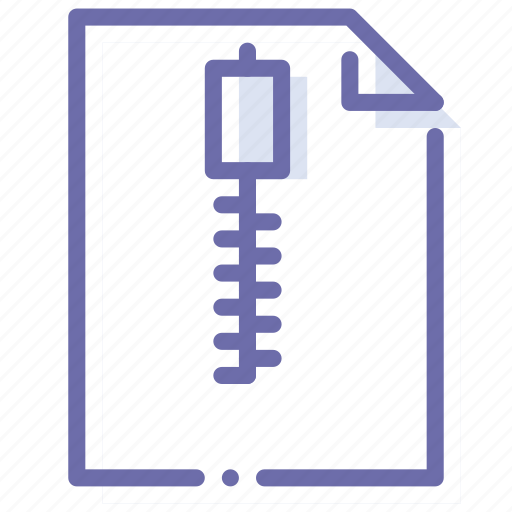 Archive, document, file, zip icon - Download on Iconfinder