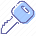 car, key, access, lock