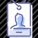 access, badge, card, id