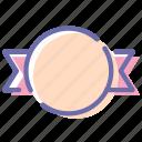 label, logo, sign, sticker icon