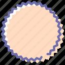 action, polyhedron, bonus icon