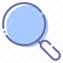find, search, tool, zoom icon