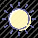 day, daylight, sun, sunny icon