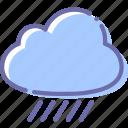 cloud, cloudy, overcast, rain