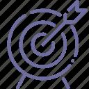 arrow, dart, sport, target