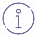 about, circle, info, information icon