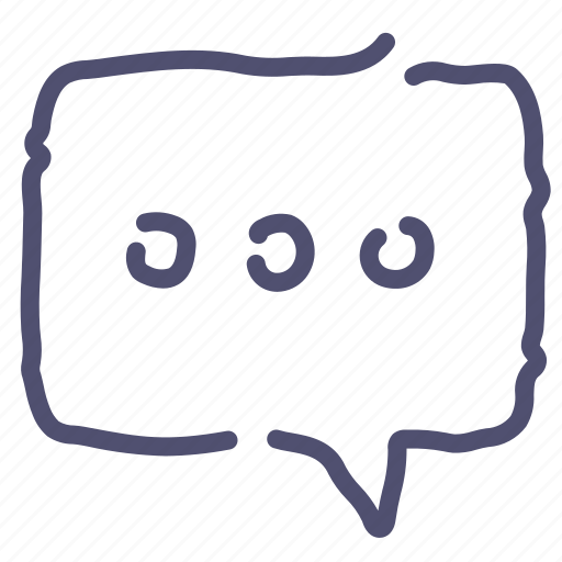 chat, comment, message, talk icon