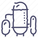 industrial, industry, silo, storage icon