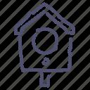 bird, box, home, nest icon