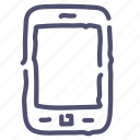 call, device, mobile, phone, smartphone icon