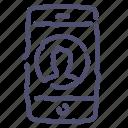 call, contact, phone, portrait, smartphone, vertical