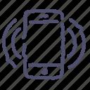 mobile, phone, ringtone, smartphone, sound, vibrate