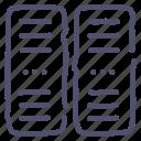 center, data, network, rack, server