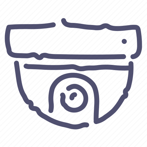 cam, roof, security, surveillance icon