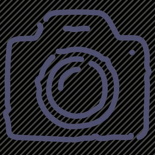 Camera, digital, dslr, photo icon - Download on Iconfinder
