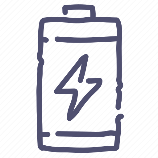 Battery, charge, lightning, power icon - Download on Iconfinder