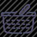 basket, shop