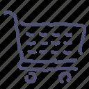 basket, cart, checkout, shop, shopping, store icon