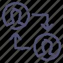 account, change, profile, user icon