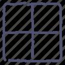 grid, layout, ui, wireframe