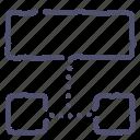 grid, list, sitemap, structure, wireframe