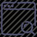 app, mac, search, window icon