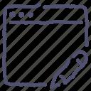 app, edit, mac, window icon