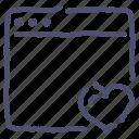 app, favorite, mac, window icon