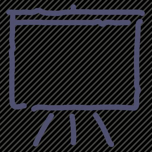 Board, deck, presentation, promo icon - Download on Iconfinder