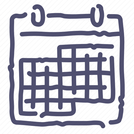 Calendar, date, event, month, schedule, time icon - Download on Iconfinder