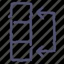 change, column, data, database, edit, swap