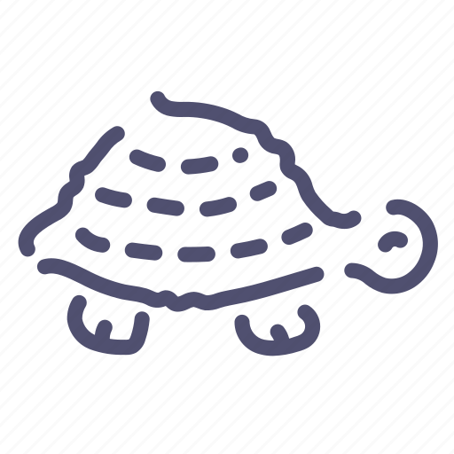 animal, relax, slow, turtle icon