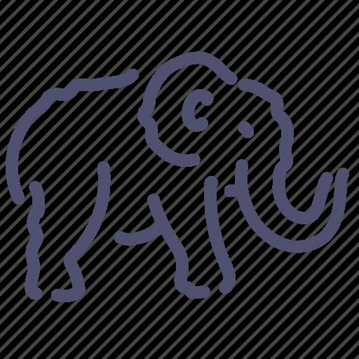 Animal, bishop, elephant, mammal icon - Download on Iconfinder