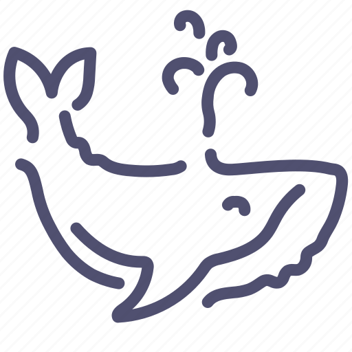 Animal, mammal, orca, whale icon - Download on Iconfinder