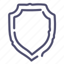guard, protect, security, shield icon