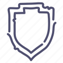 guard, protection, secure, shield icon