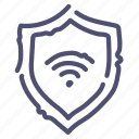 firewall, protect, shield, wifi