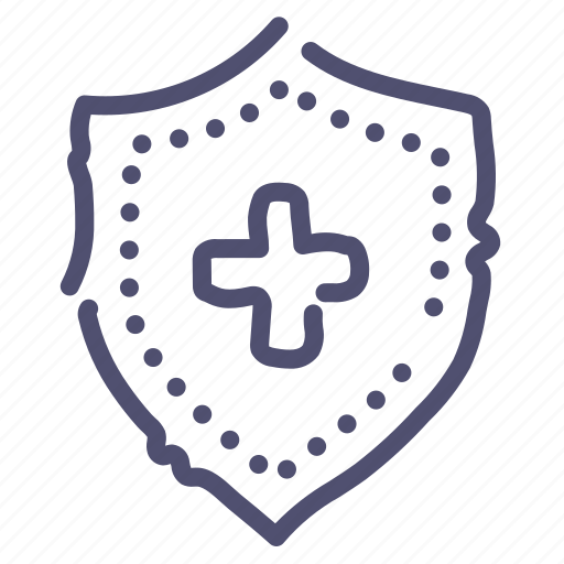 Insurance, protection, security, shield icon - Download on Iconfinder