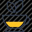 drink, kingdom, sheet, tea, united icon