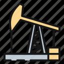 derrick, gas, oil, oil derrick, pumpjack, rig