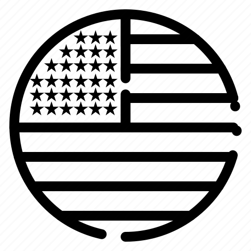 American, flag, thanksgiving, usa icon - Download on Iconfinder