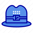 american, cap, hat